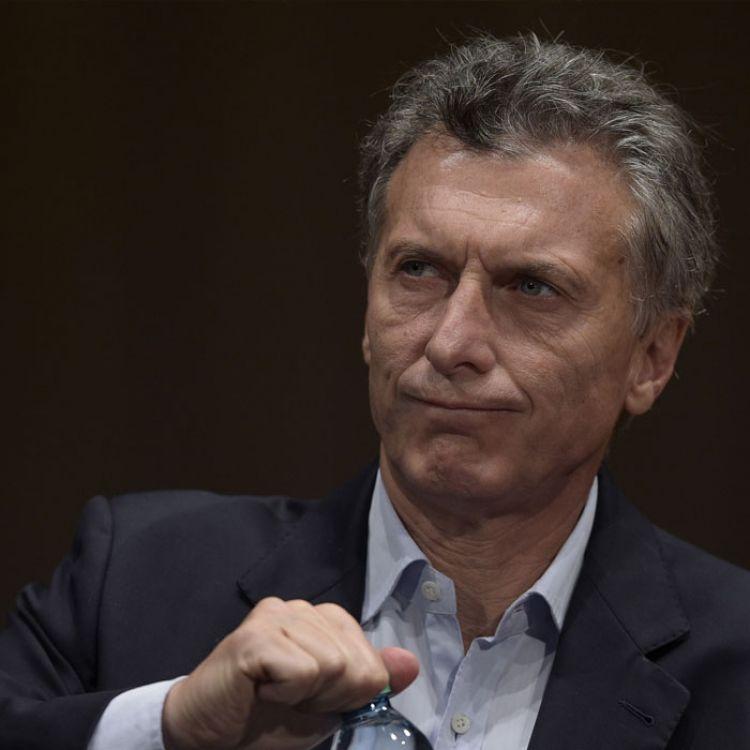 """""""Se terminó una época de líderes mesiánicos. Es un país donde se ha generado mucha injusticia"""" concluyó Macri."""