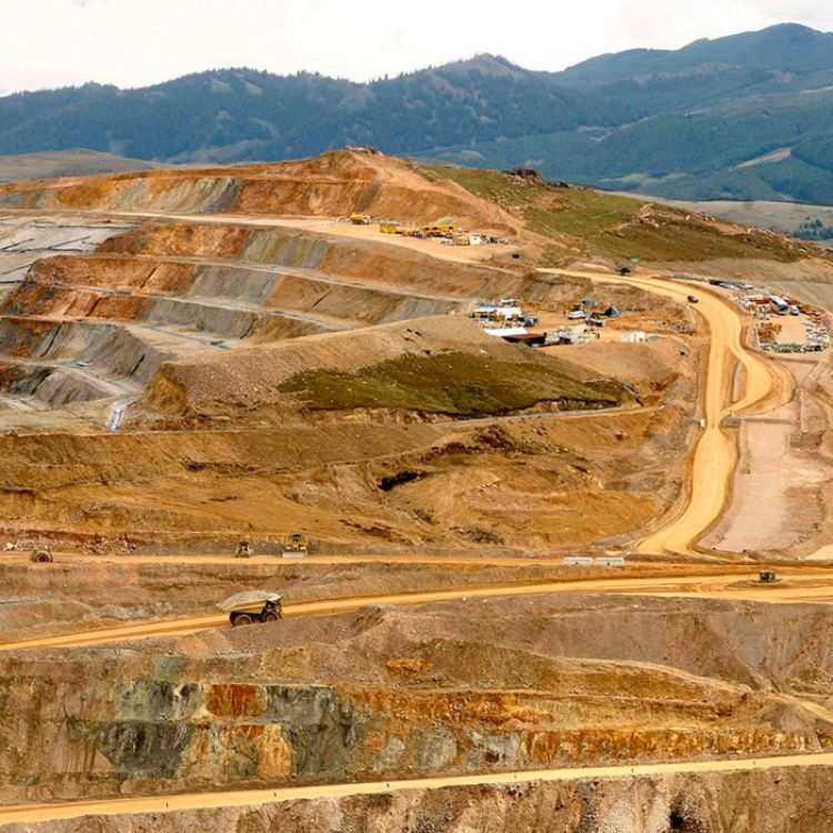 El proyecto promete dejarle a la provincia de Salta una buena fortuna mediante la explotación de las tierras.
