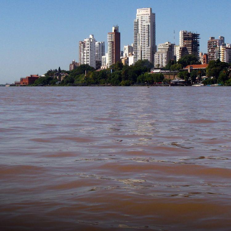 Toda la cuenca del Río Paraná contaminada con glifosato