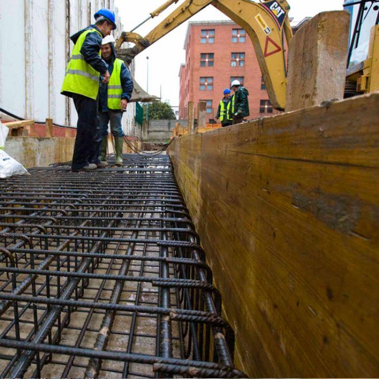 Con la inflación, el sector más afectado es el de la construcción pública.