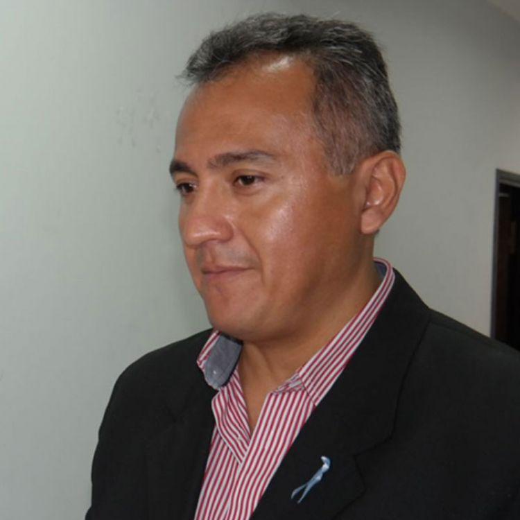 Secretario de Ambiente de la Municipalidad de Salta, Federico Casas.