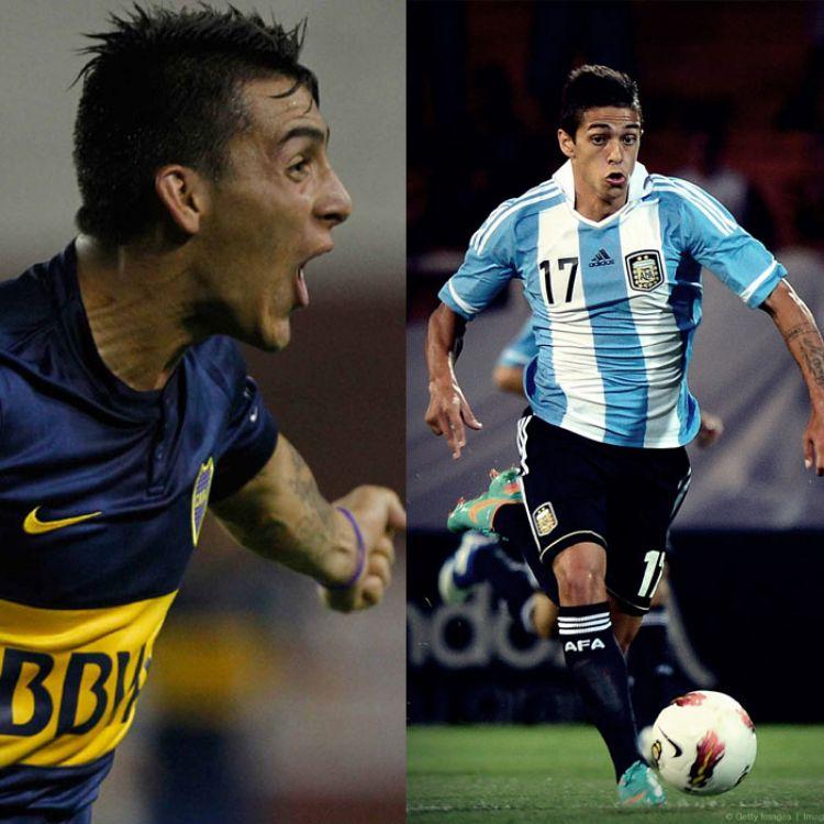 El jugador de Boca fue el elegido para reemplazar al lesionado Lanzini, quien fue dado de baja de la Selección.