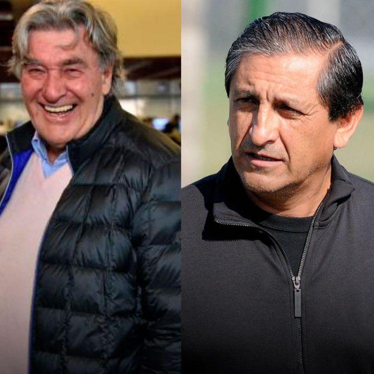 Ramón Díaz llevó su proyecto para dirigir la Selección Argentina a la casa de Armando Pérez, presidente de la Comisión Normalizadora de la AFA.