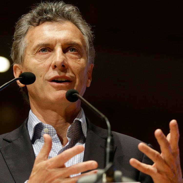 Macri no descartó legalizar la marihuana con fines medicinales