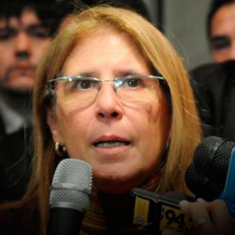 Adela Seguí, cuestionó con dureza la escandalosa situación económica que atraviesa la institución nacional.