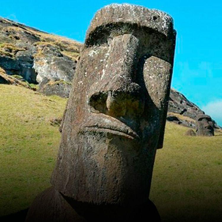 Representación en piedra de Bauza