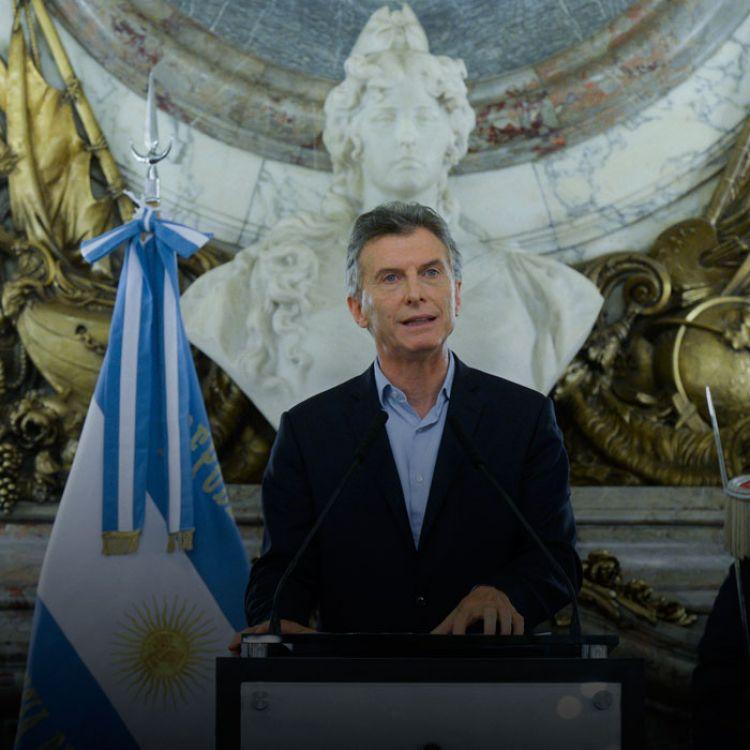 Anunció que pagará de inmediato 2.700 millones de pesos de los 29.000 millones del Fondo Solidario de Redestribución (FSR) adeudados.