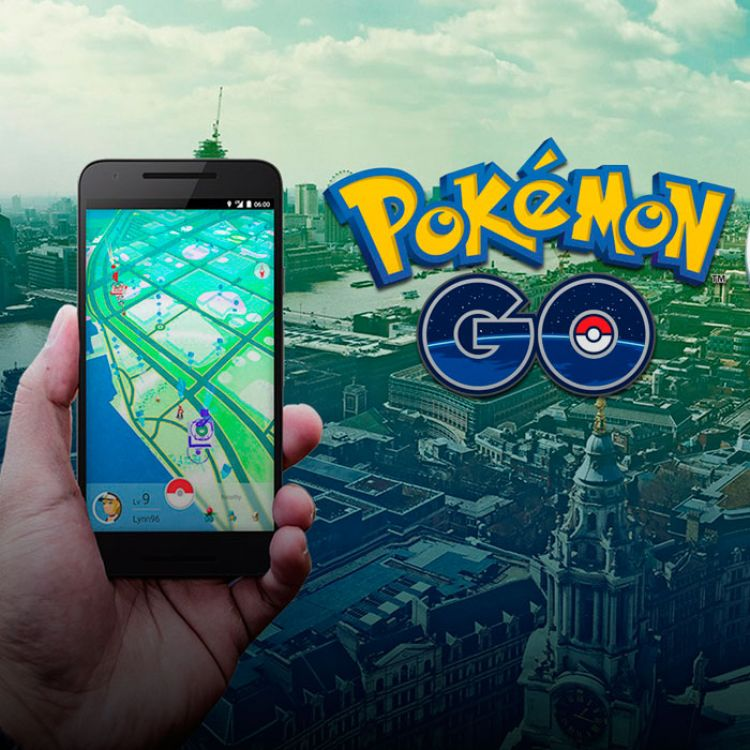 Pokémon Go llegó a la Argentina y causó furor en la sociedad.