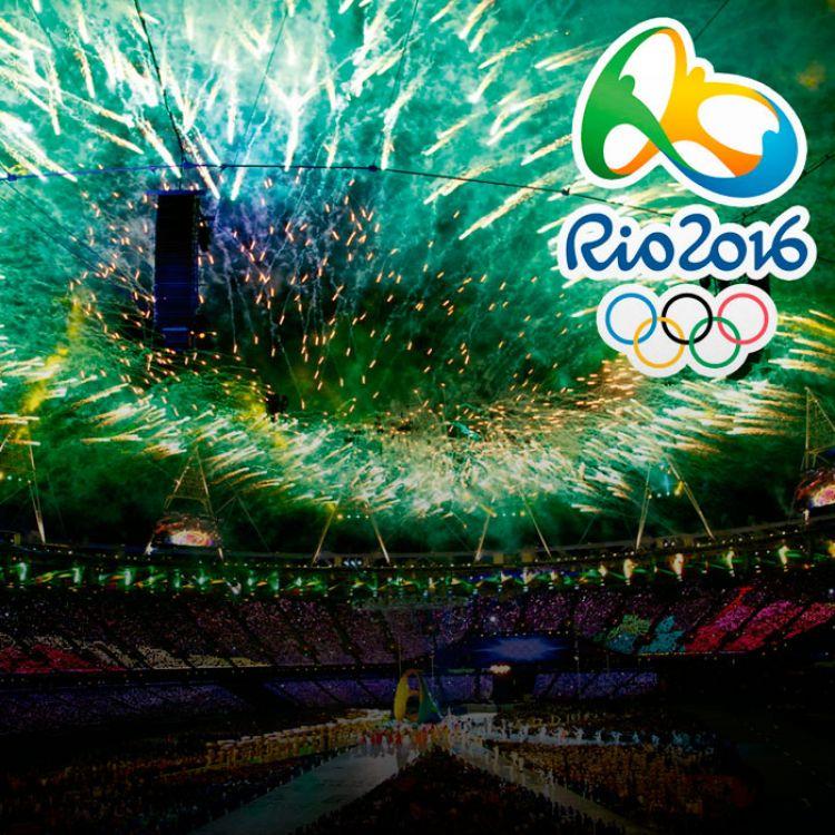 La ceremonia comenzará a las 19en el estadio Maracaná, y será transmitida por Canal 7, TyCSports,ESPNy FoxSports.