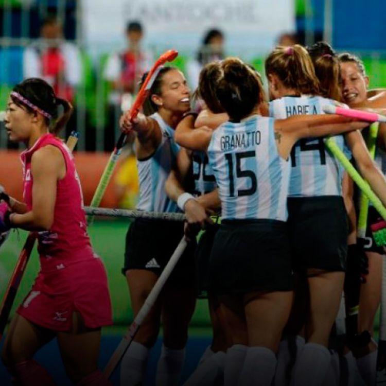 Argentina suma tres puntos y se encuentra en la tercera posición por detrás de Estados Unidos y Gran Bretaña.