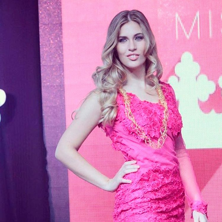 La nueva Miss Mundo Argentina se llama Elena Roca