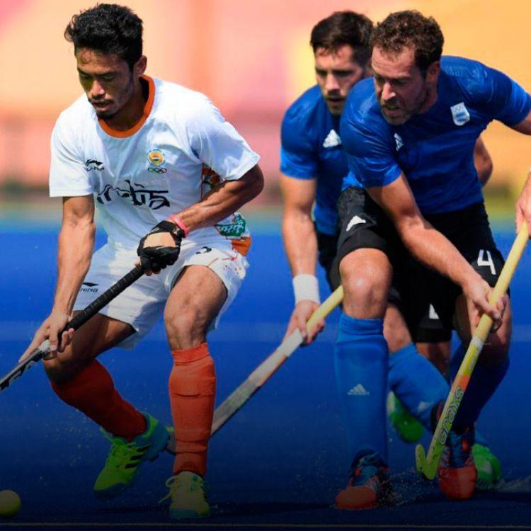 Se cortó el invicto de Los Leones en los Juegos Olímpicos. India les ganó por 2 a 1 porque se mostró muy activo y aprovechó las pocas chances que tuvo