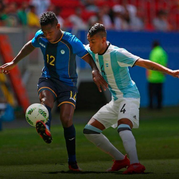 Argentina no pudo ante Honduras y quedó eliminado de los Juegos Olímpicos 2016.