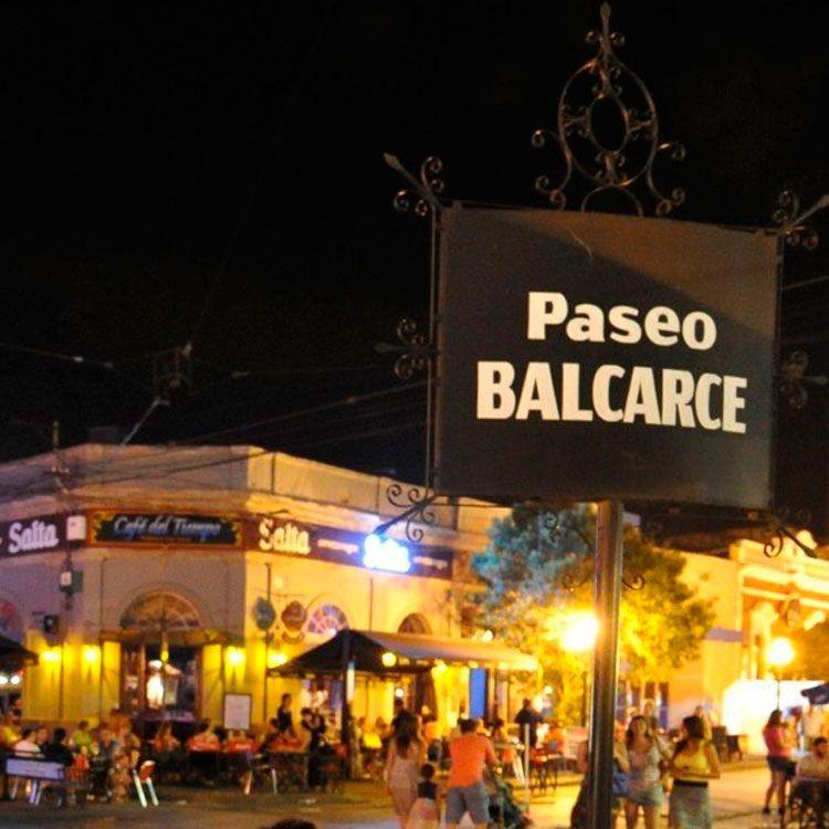 Paseo La Balcarse
