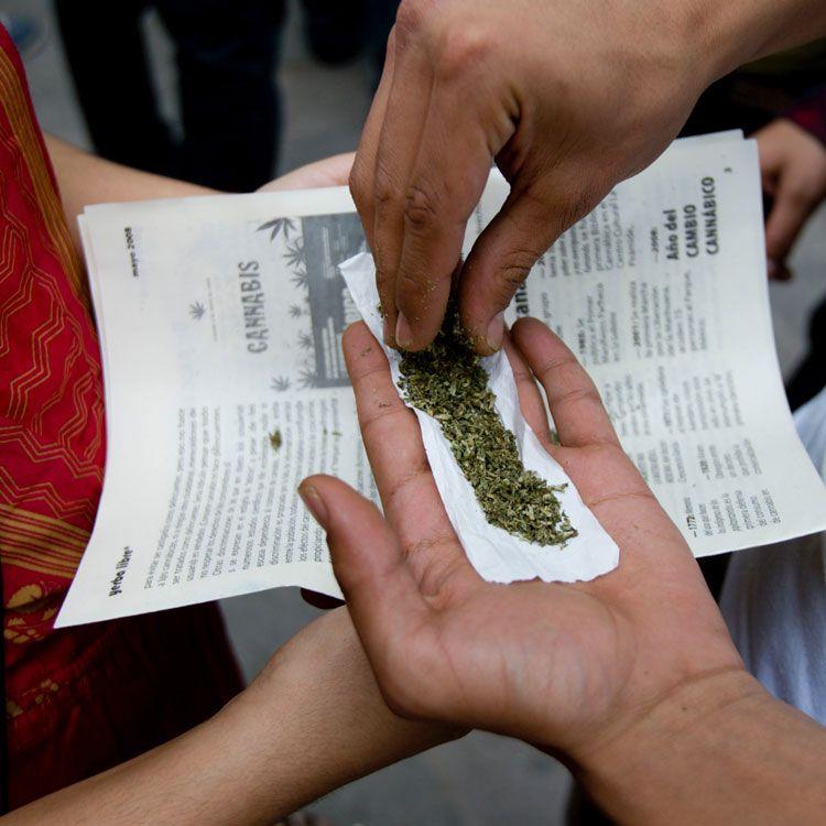 Venta de droga en Salta