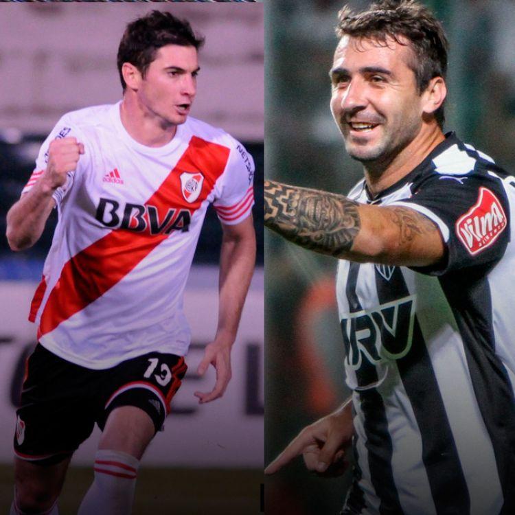Las sorpresas del Patón, además de la presencia de Messi, fueron los delanteros Pratto y Alario.
