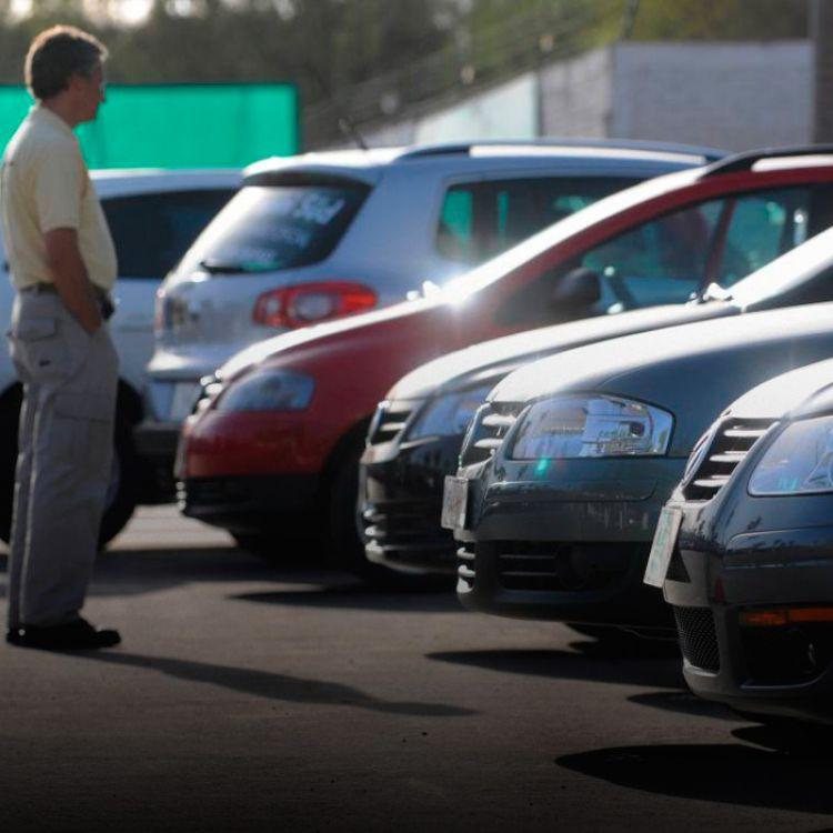 Las ventas de autos usados cayeron un 24,15% en julio