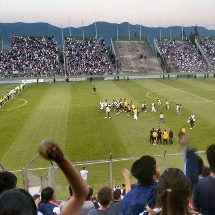 El clásico salteño fue para Central Norte, le ganó 1 a 0 a Juventud Antoniana