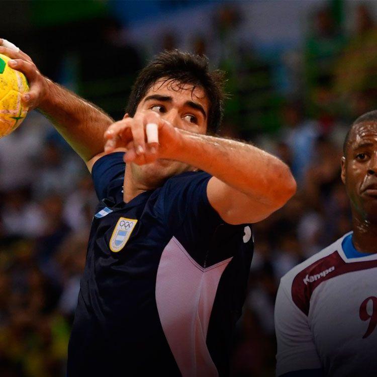 Qatar superó al seleccionado argentino de handball por 22 a 18.