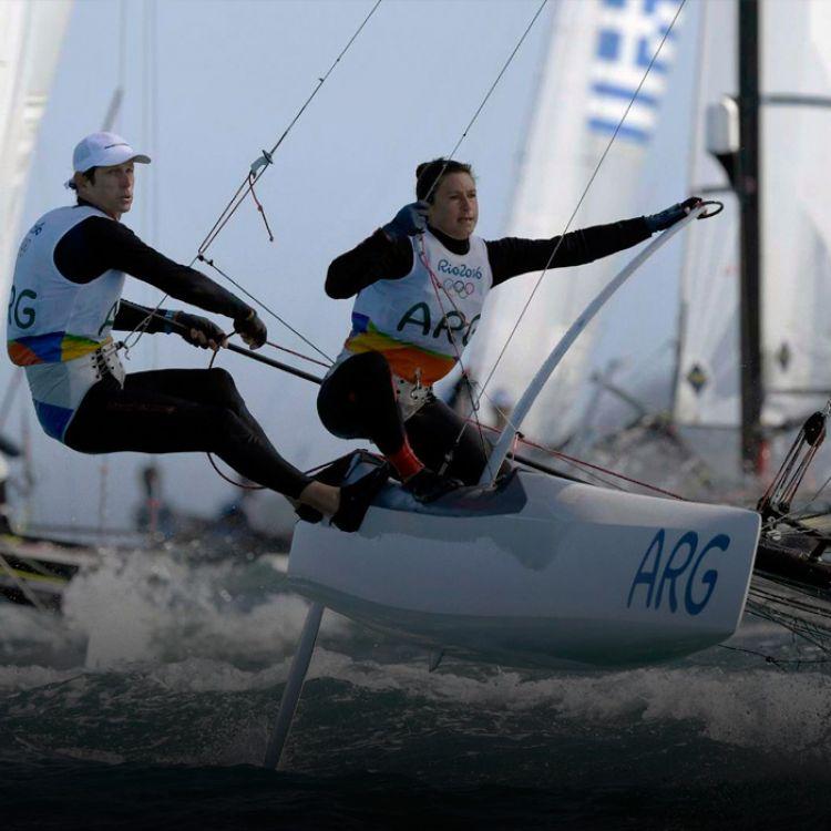 De esta manera, la náutica argentina mantuvo su costumbre de ganar una medalla olímpica como sucede desde Atlanta 1996.