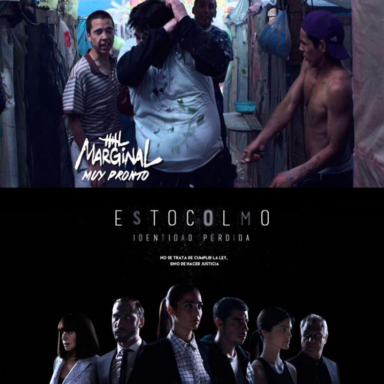 Estocolmo y El marginal, dos series argentinas se estrenarán en Netflix