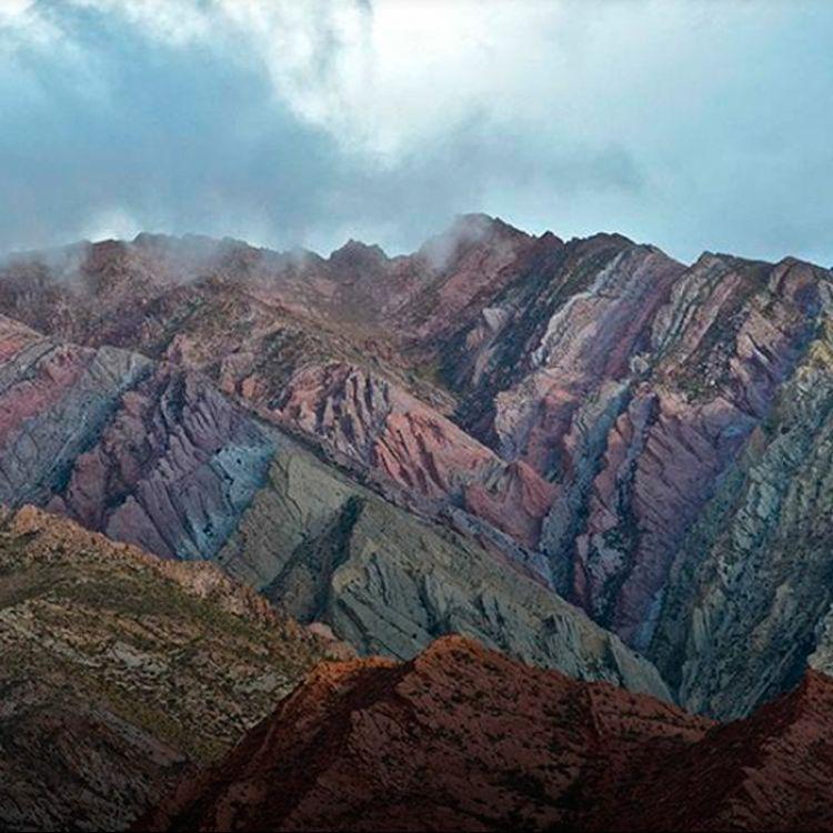 La Serranía de Hornocal, o también conocida como el Cerro de los Catorce Colores.