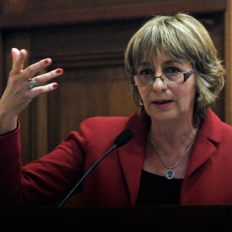 Alejandra Gils Carbó, avaló el fallo de la Cámara Federal de La Plata que frenó el aumento en las facturas.