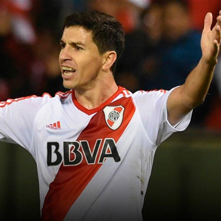 Nacho Fernández, de River Plate