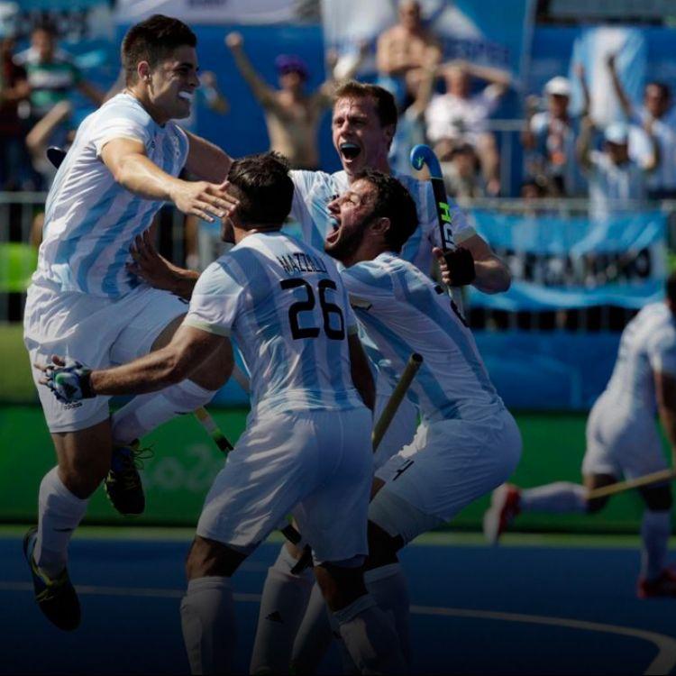 El encuentro decisivo por la medalla de oro se disputará, desde las 17, en el estadio principal de Hockey del Complejo Deodoro.