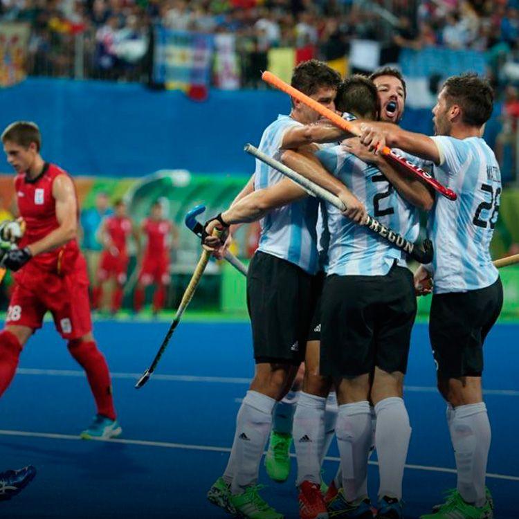 Los leones campeones olímipicos