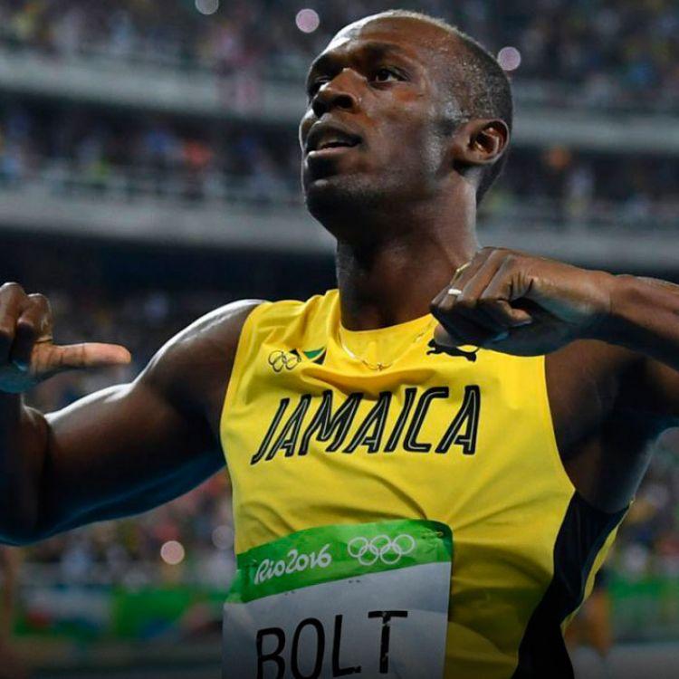 Bolt fue el más veloz de todos nuevamente, por delante del canadiense André de Grassey del francésChristophe Lamaitre.