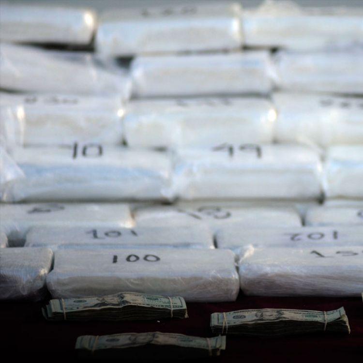 El jefe de Gendarmería indicó que hasta el momentose secuestraron más de mil kilos de drogas.