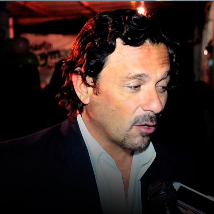 """""""No les gustó el proyecto, por algoestuvo en un cajón durante tanto tiempo"""", dijo el jefe comunal capitalino en diálogo con Mario Peña."""