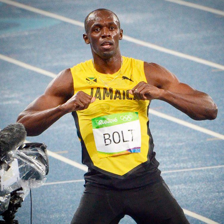 Bolt el fenómeno, cosechó nueve medallas de oro