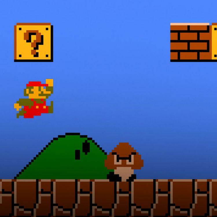 Video para el infarto de hámster recorriendo mapas del Mario Bros hechos de forma casera.