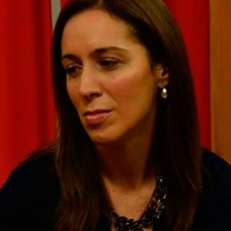 Encontraron un cartucho de escopeta en la casa de María Eugenia Vidal