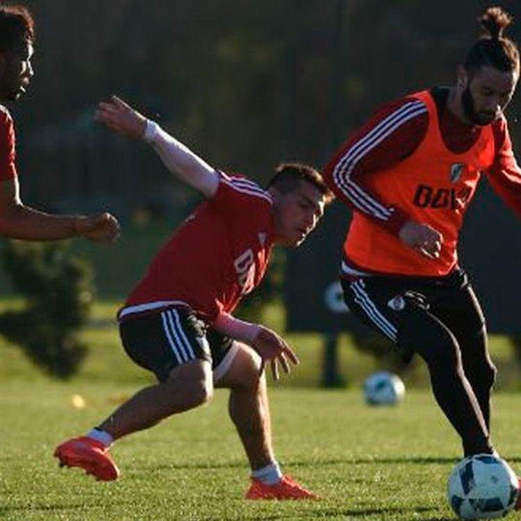 Los futbolistas de River se sometieron a un control antidoping sorpresivo dispuesto por la Conmebol