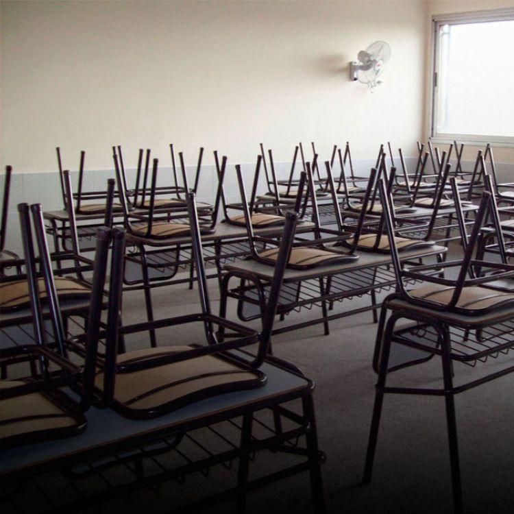 Argañaraz consideró que uno de los aspectos claves para sanear la situación de los docentes, y de la educación en general, es incrementar la inversión