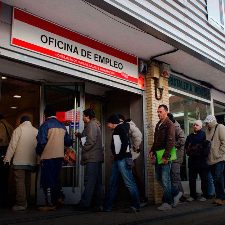 Se calculó que la tasa dedesocupación en el primer trimestre del año llegó a 8,6%.