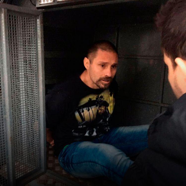 El gobierno nacional deberá resolver si extradita a los Estados Unidos a Esteban Pérez Corradi, el empresario detenido por tráfico de pastillas de oxi