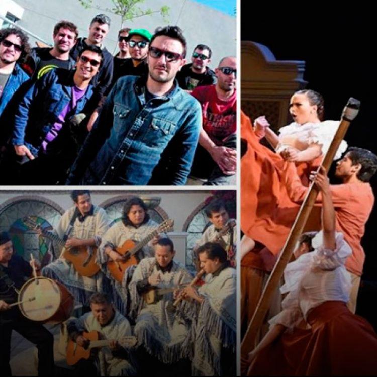 Este fin de semana, Salta te acerca una gran diversidad de espectáculos para disfrutar.