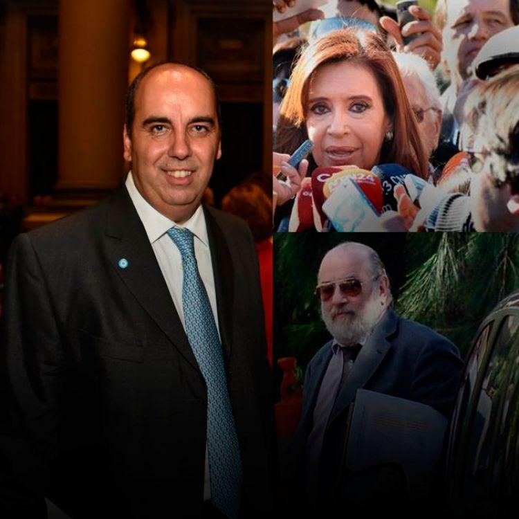 El 8 de agosto pasado Dalbón había denunciado a Stolbizer, Bonadio y Magnetto por extorsión, asociación ilícita, entre otros.