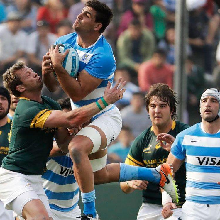 Los Pumas vencieron a Sudáfrica por primera vez en la Argentina