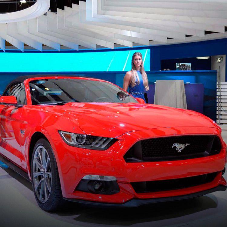 Ya se vende el Ford Mustang en Argentina