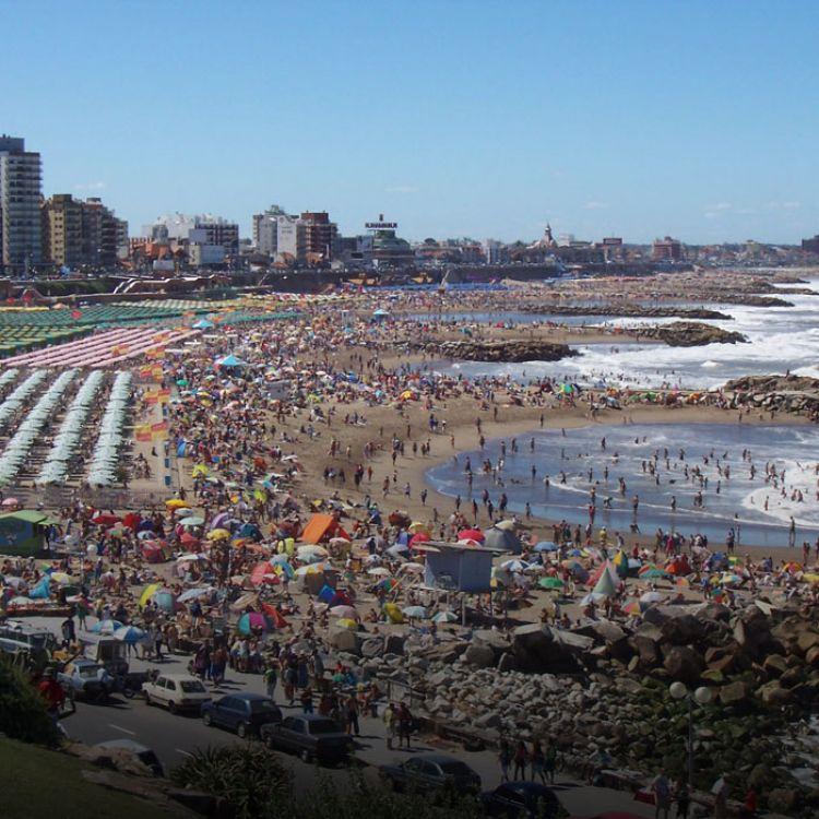Argentina es un país que explota el turismo, gracias a los paisajes y atracciones que brinda.