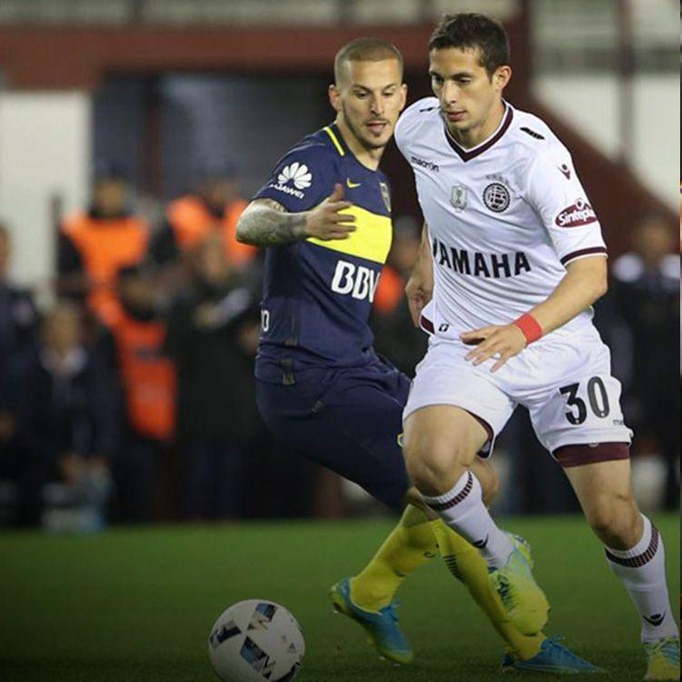 Boca perdió 1-0 con el campeón Lanús en el inicio del torneo