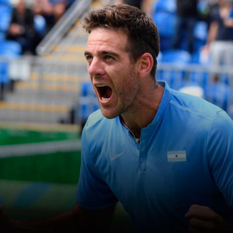 El tandilense, actual 142° del mundo, campeón de este Grand Slam en 2009 y que fue invitado al US Open.