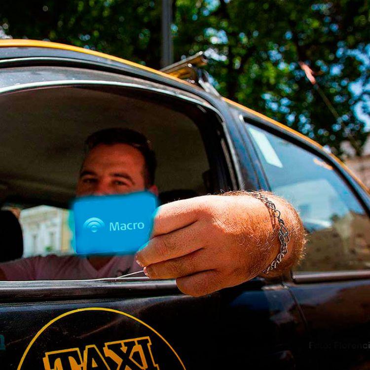 Les permitirá ofrecer el servicio a los pasajeros de abonar sus viajes mediante el uso de las tarjetas de crédito y débito, sin base ni límite.