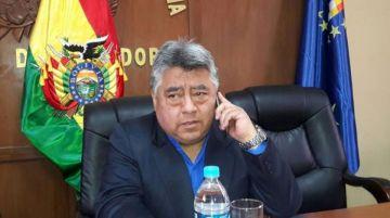 El viceministro del Interior, Rodolfo Illanes (Reuters)