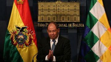 El ministro del Interior, Carlos Romero, confirmó la noticia (EFE)